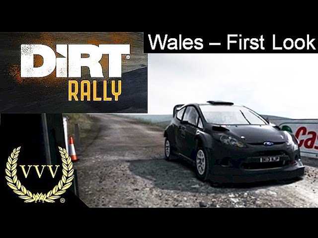 Dirt Rally - Wales First Look
