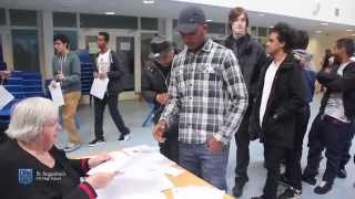A-Level Results - St Augustine's Sixth Form 2014