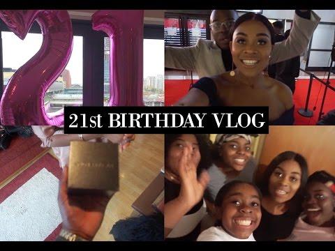 MY 4 PART BIRTHDAY CELEBRATION! ULTIMATE 21ST BIRTHDAY VLOG! | #TIMEFORTEE
