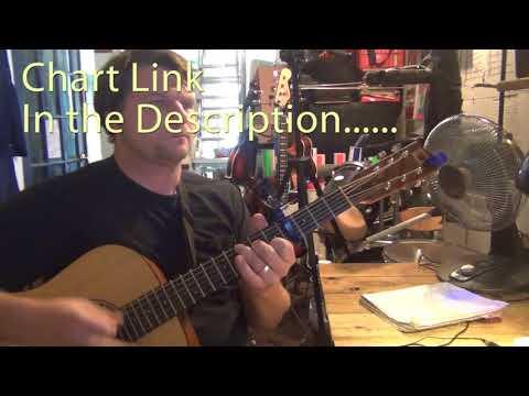 A Hard Rain's A-Gonna Fall (Bob Dylan) Guitar Chord Chart - Capo 4th