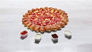 Pizza Hut Delivery: Cheesy Bites Pi...