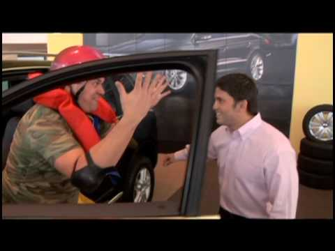 Emich Volkswagen Fall 2009 Commercial Funny