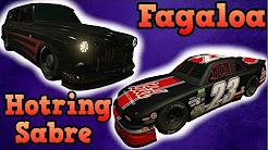 Hotring Sabre and Vulcar Fagaloa review! - GTA Online guides