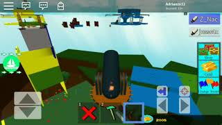 Playing roblox build a boat with jessetc,znac,and Chillthrill709