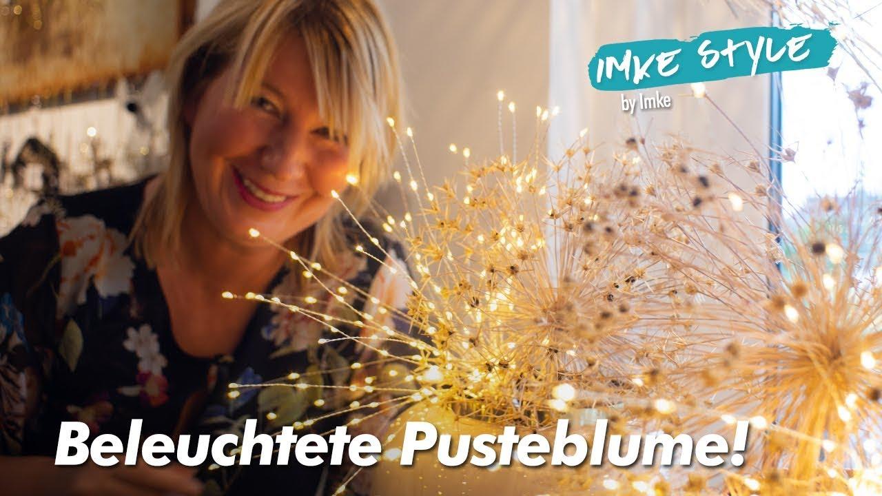LED Sputnik Leuchte in 2 Größen Weihnachten Deko