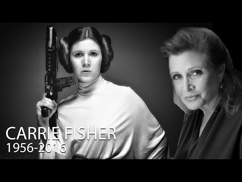 Carrie Fisher: A Tribute To The Princess