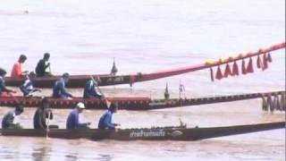 Thai Boat Race at Nakhon Phanom Mekhong River, October 22, 2010