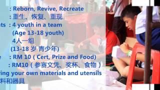 Messengers of Peace: Merdeka Hike & Clean Up The World 2013