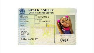 Stalk Ashley - drivers license remix