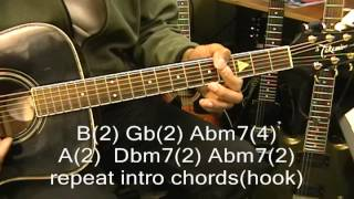 How To Play AFRICA Toto On Guitar Lesson COMPLETE Song Tutorial EricBlackmonGuitar