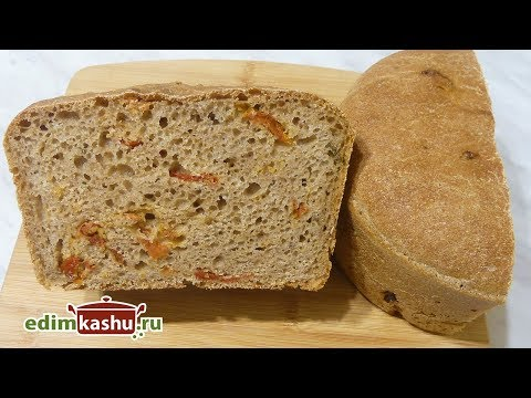 Как испечь Хлеб на Закваске с Семечками и другими добавками