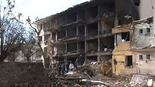 ستة قتلى في هجوم للمتمردين الاكراد في جنوب شرق تركيا