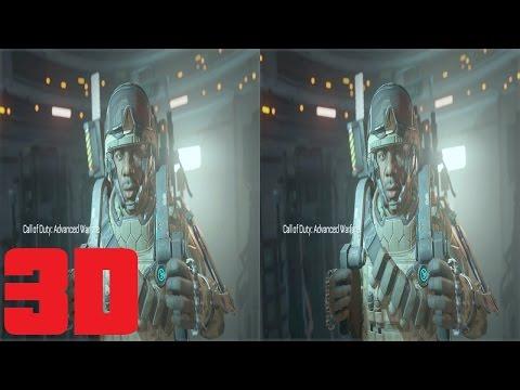 Call of Duty Advanced Warfare 3D Induction SBS 1080p