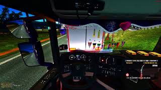 Euro Truck Simulator 2 MP - Report #010 - Chat Abusing ( Spam)