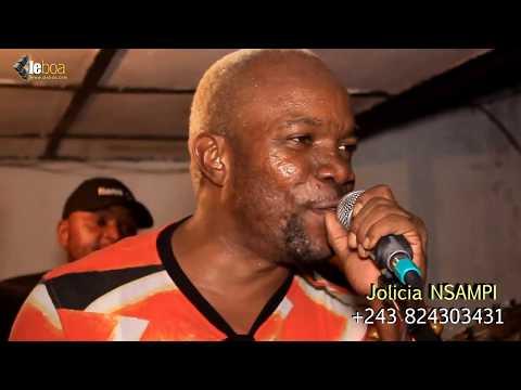 MANDA CHANTE :  Premier concert na Bana Ok apaloli biloko ya Madilu Ntesa