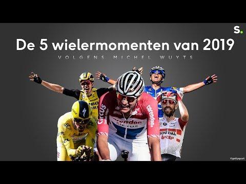 De 5 wielermomenten van 2019 volgens Michel Wuyts