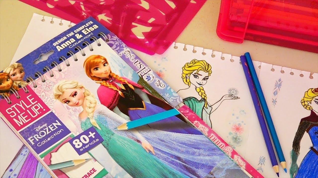 Juguetes con Andre juega con libro de colorear con el que aprendes a ...