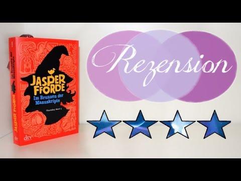 Rezension | Im Brunnen der Manuskripte von Jasper Fforde