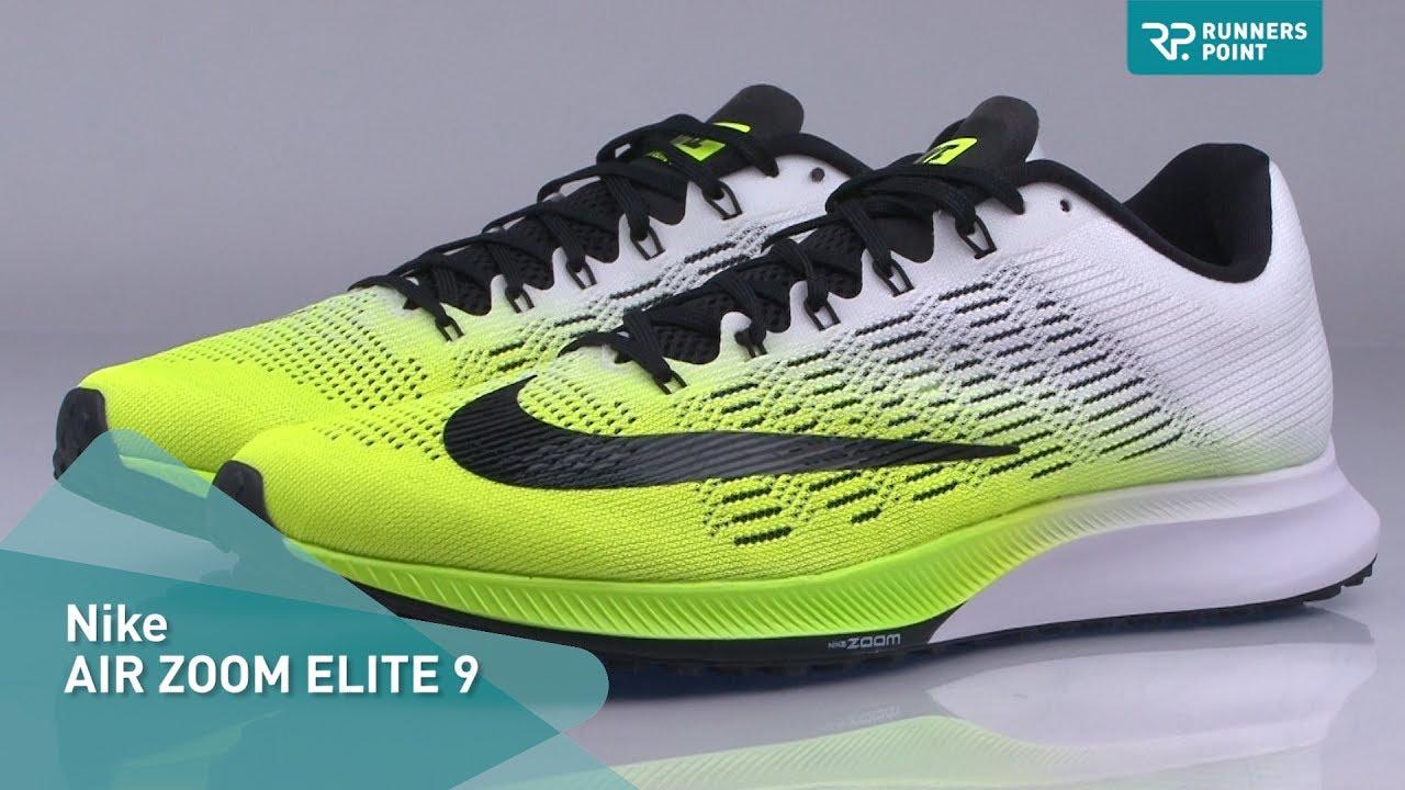 Nike Air Zoom Elite 9 Laufschuh ➤ Test 2019