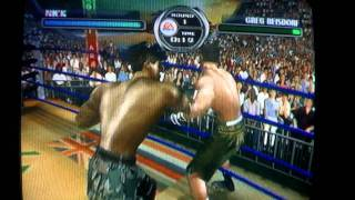 Knockout Kings 2003 Video #1