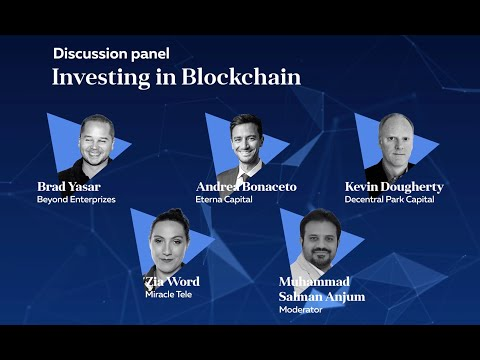 Discussion Panel: Investing in Blockchain – BlockchainCruise2019