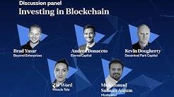 Discussion Panel: Investing in Blockchain – BlockchainCruise2019