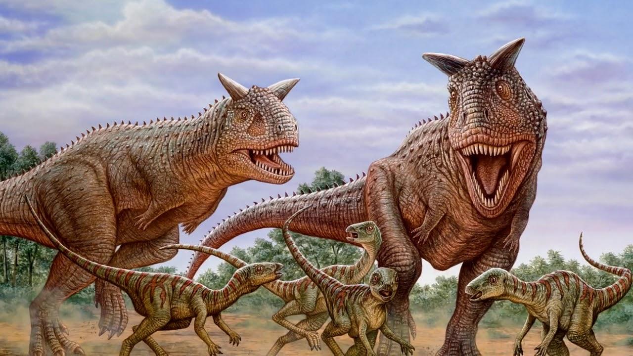 Carnotauro Um Dos Dinossauros Carnivoros Mais Rapidos Que Ja