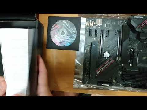 Материнська плата Asus ROG Strix B550-F Gaming (Wi-Fi) (sAM4, AMD B550, PCI-Ex16)