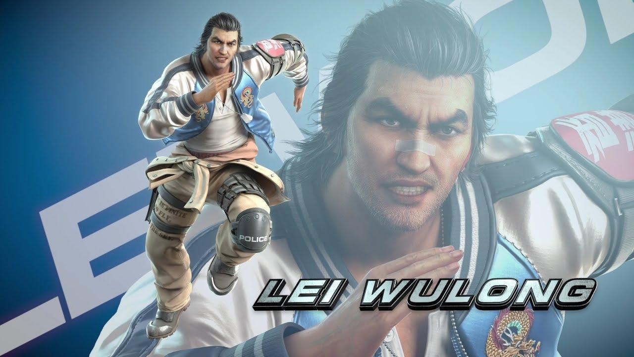 Tekken 7 DLC Characters Lei Wulong, Anna Get Release Dates