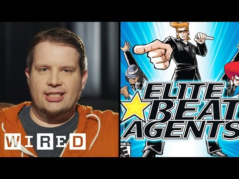The Best Music Game of All Time: Elite Beat Agents