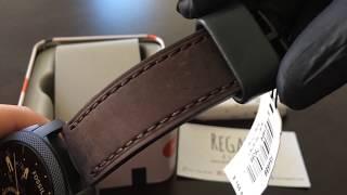 Reloj FOSSIL FS4656 - UNBOXING FOSSIL Watch FS4656 (Regaloj)