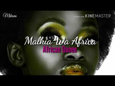 "Rnb & Zouk/ Bongo flava ""AFRICAN QUEEN"" Prod. By Mikono"