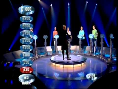 Weakest Link - 16th December 2011