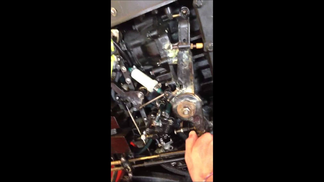 Wiring Diagram Motor Merc Busted Throttle Cable Test Youtube