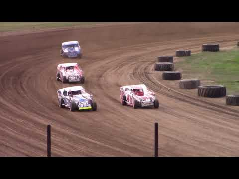 Expo Speedway RUSH Sportsman Modified Series Heat 2 7/11/19