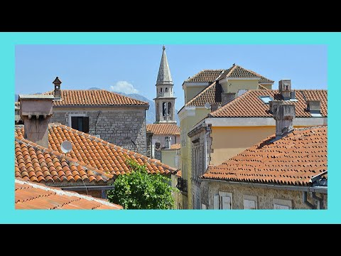 A tour of beautiful Budva (MONTENEGRO)