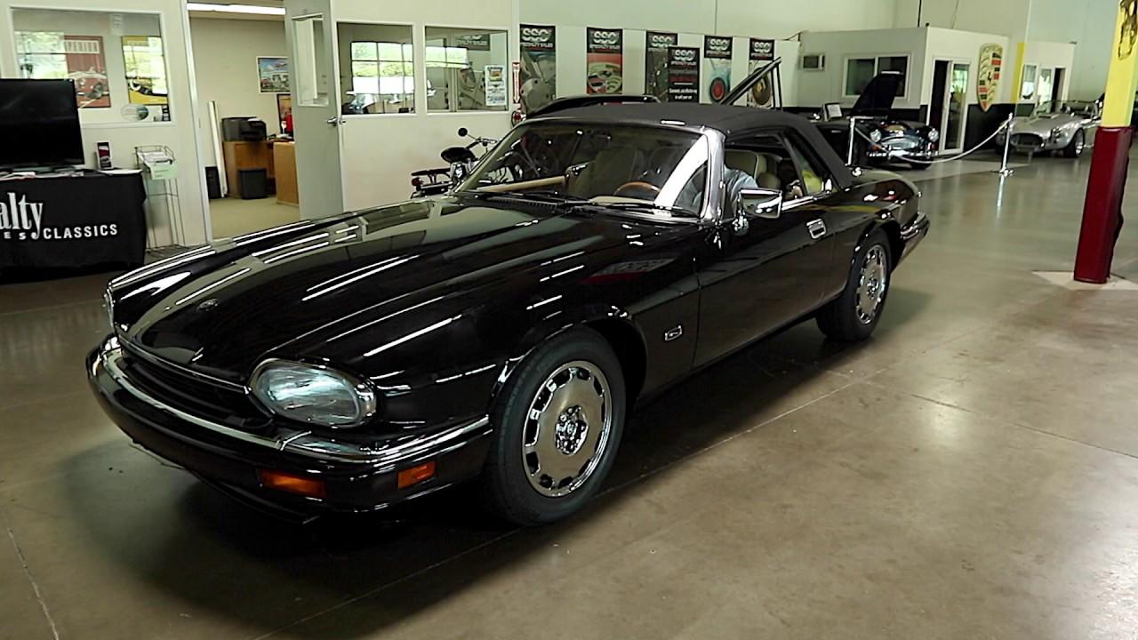 Jaguar Xjs I6 2 Door Convertible