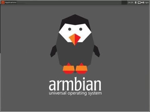 Armbian Boot - Видео