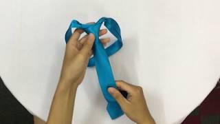Hướng dẫn cách thắt cà vạt đẹp, đơn giản và nhanh nhất (How to tie a tie simple fastest)