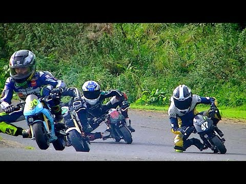 Best Ever Minibike Races: Cool FAB Champs...