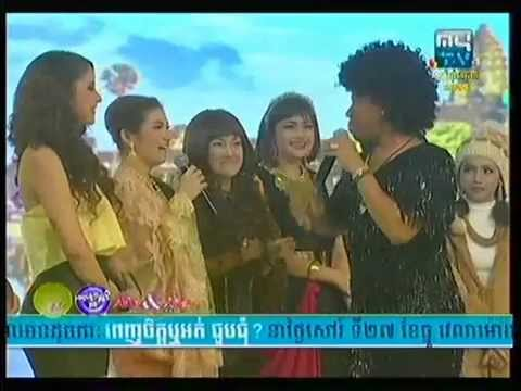 MYTV - Oh LaLa, អូឡាឡា ,Olala On 27 December 2014 Part 03 - Happy New Year 2015