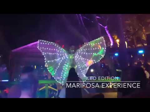 Mariposa Experience LED Edition