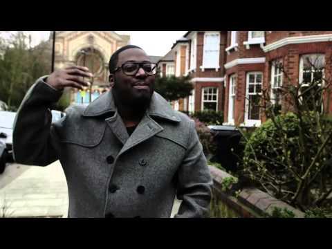 Sway (musician) talks about walking in London