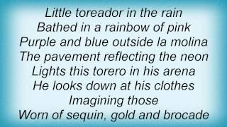 Marc Almond - Toreador In The Rain Lyrics