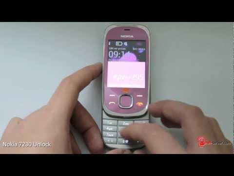 Nokia 7230 Unlock with NCK code - imei-server.com