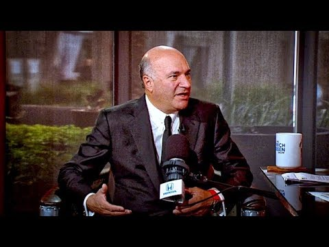 Kevin O'Leary of 'Shark Tank' Joins The Rich Eisen Show  In-Studio | Full Interview | 9/20/17