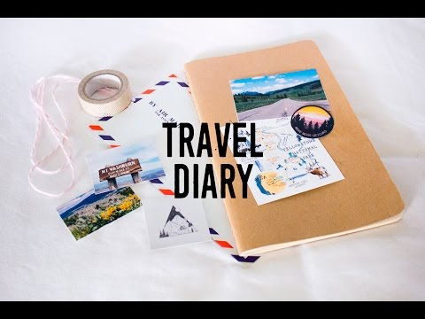 Travel Diary How-To