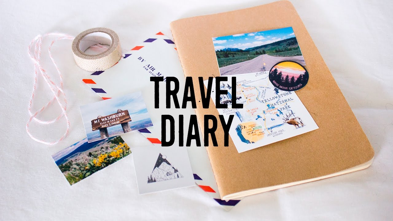 my travel diary