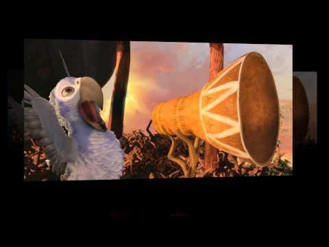 саундтрек к мультфильму замбезия