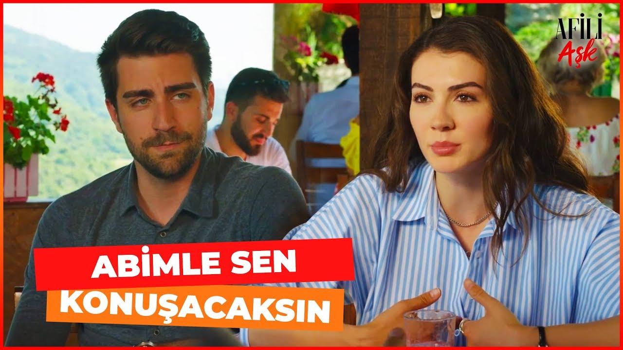 Kerem ve Ayşe, Olayı Kapatmaya Çalışıyor - Afili Aşk 3. Bölüm
